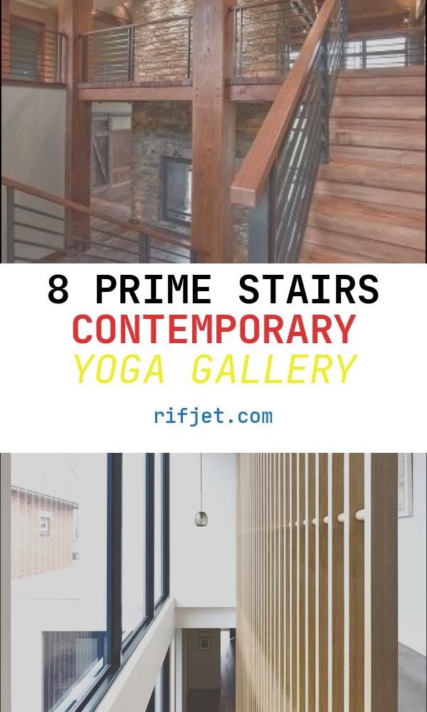 8 Prime Stairs Contemporary Yoga Gallery