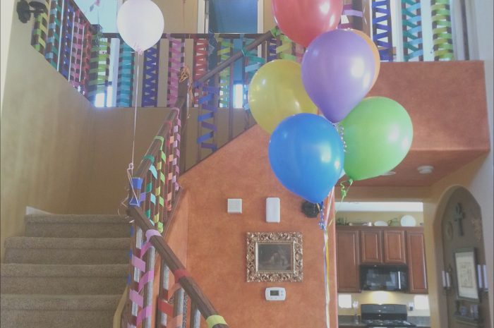 8 Likeable Stairs Decoration for Birthday Gallery
