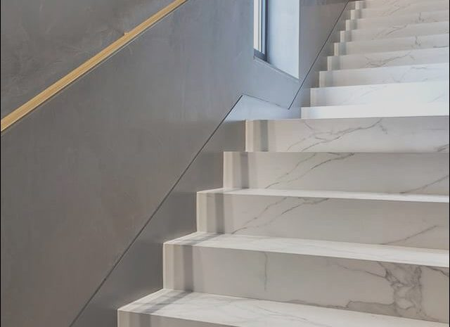 13 Peaceful Stairs Design Marble Photos