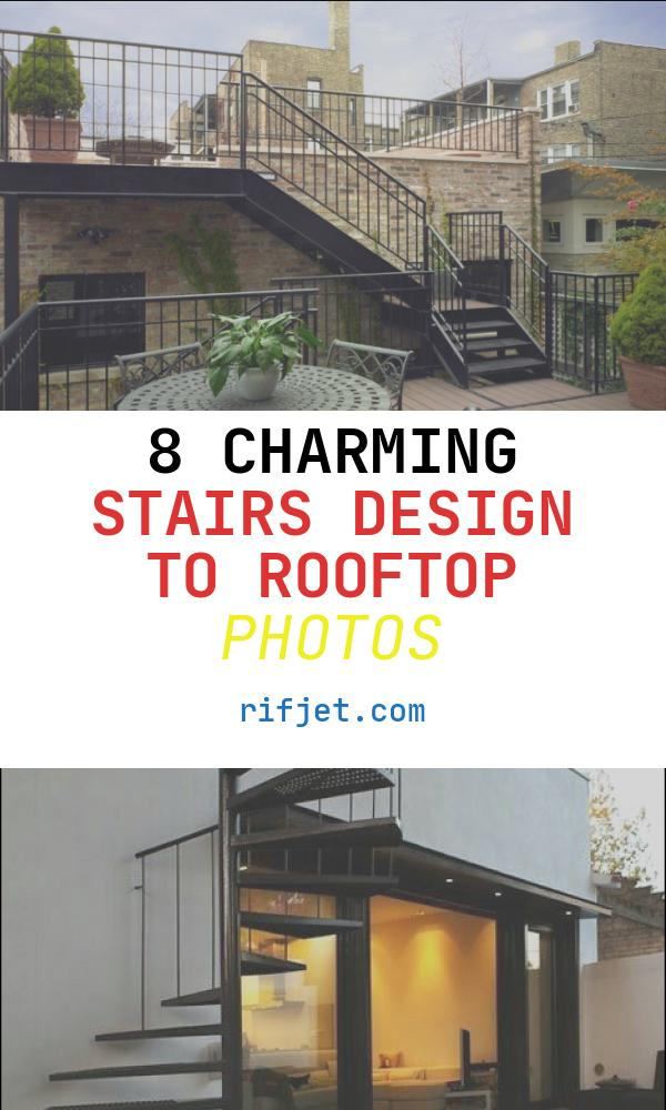 Stairs Design to Rooftop Inspirational 46 Stair Designs Ideas