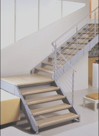 11 Peaceful Stairs Design Turn Images