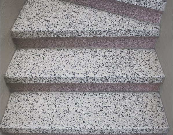 14 Charming Stairs Design with Granite Photography