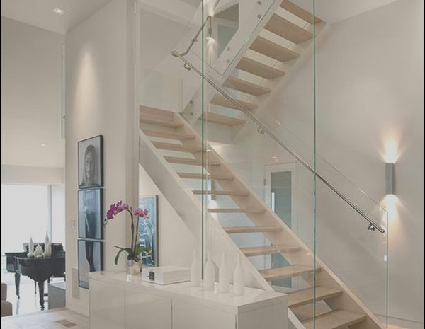 10 Creative Stairs Ideas Glass Photos