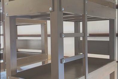Stairs Ideas Xl Fresh Custom Twin Xl Over Twin Xl Bunk Bed Designed for 9 Foot