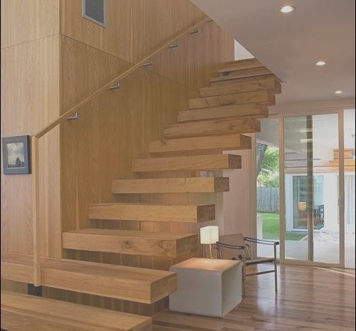 13 Comfortable Stairs Modern Wood Collection