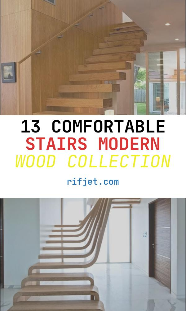 Stairs Modern Wood Best Of 30 Wooden Types Of Stairs for Modern Homes