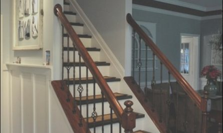 Stairs Refinishing Ideas Fresh top Hits Revisited Diy Refinishing Stairs Cleverly