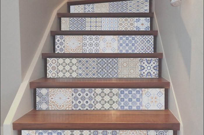 12 ordinary Stairs Sticker Wall Decor Photos