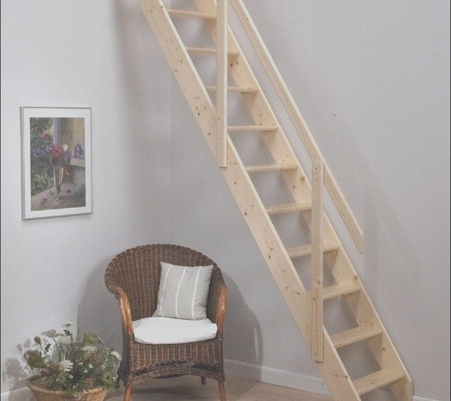 Stairs to attic Ideas New 25 Creative and Space Efficient attic Ladders Decoratoo