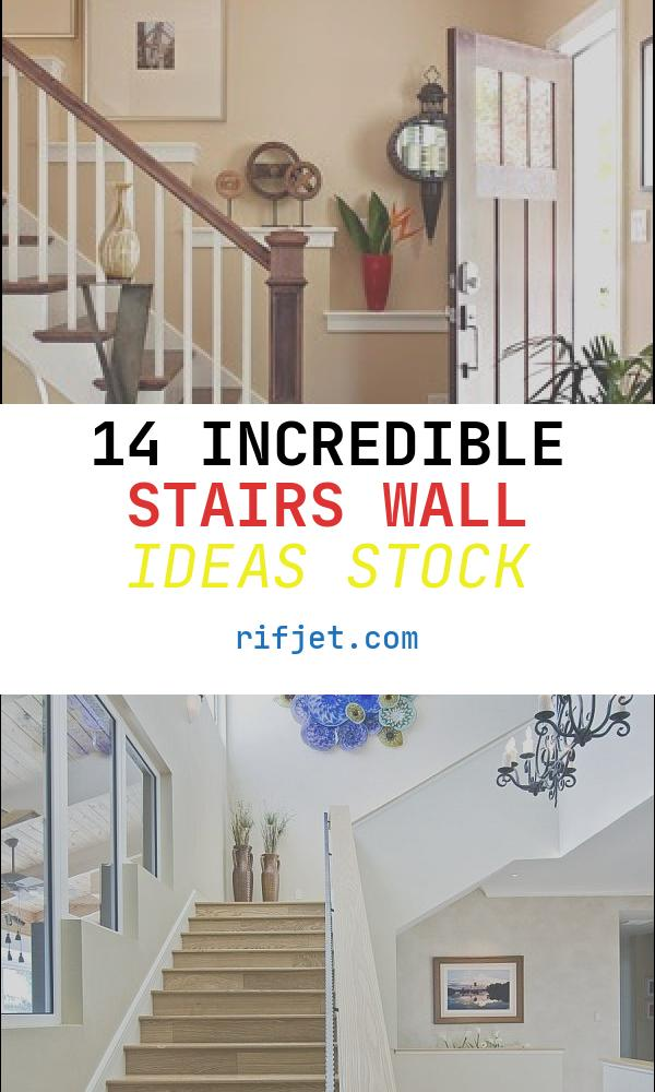 14 Incredible Stairs Wall Ideas Stock