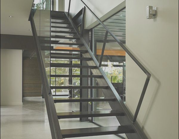 11 Prodigous Steel Stairs Interior Images