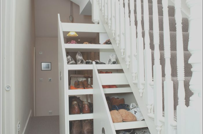 9 Classic Storage Space Under Stairs Ideas Photography