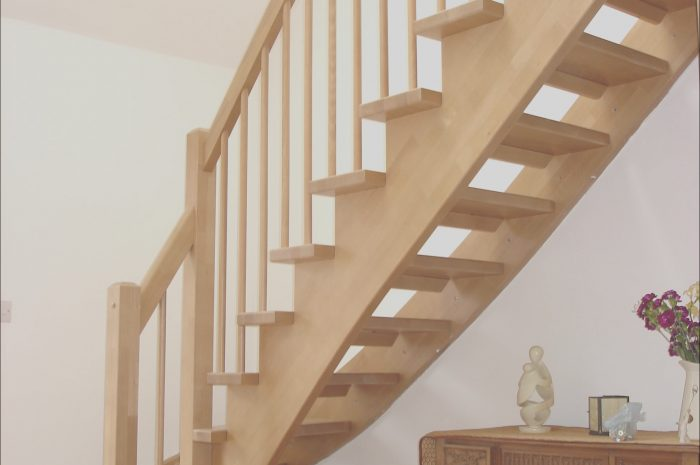 10 Stunning Timber Stairs Decor Stock
