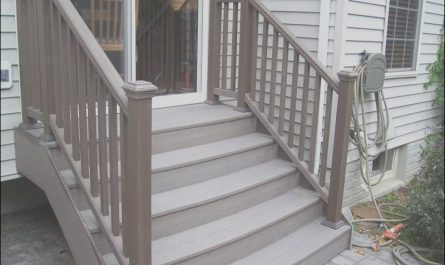 Trex Deck Stairs Ideas Elegant Trex Curve Decking Stair Problems Decks