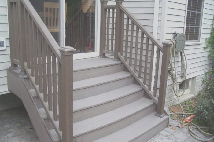 13 Prestigious Trex Deck Stairs Ideas Gallery