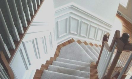 Trimming Out Interior Stairs Luxury top 60 Best Stair Trim Ideas Staircase Molding Designs