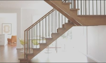 U Shaped Stairs Design Fresh U Shaped Staircase with One Landing In 2019