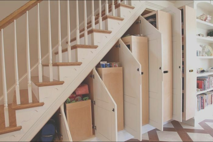 10 Interesting Under Stairs Ideas Collection