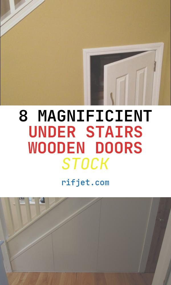 Under Stairs Wooden Doors Inspirational Access Door for Under Stair Storage
