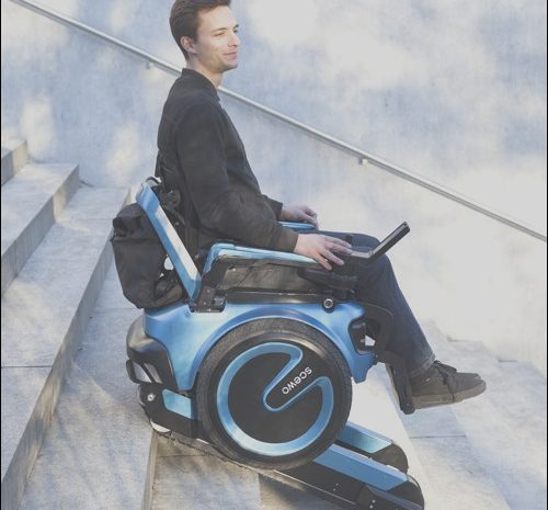11 Awesome Wheelchairs that Can Climb Stairs Gallery
