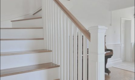 White Stairs Wooden Lovely Fresh Country Living with that Wow Factor A solid Oak