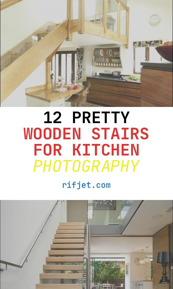 Wooden Stairs for Kitchen Beautiful Stair Design 5 Beautiful Wooden Stairs that Take Design to