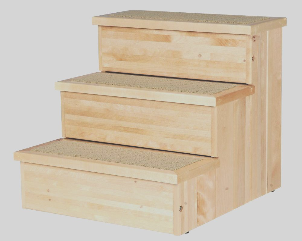 Wooden Stairs Home Depot Best Of Trixie Natural Birch Wooden Pet Stairs 3943 the Home Depot