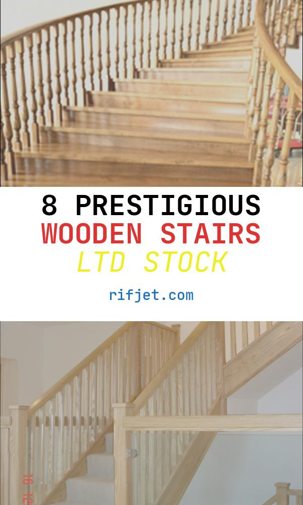 Wooden Stairs Ltd Elegant Smart Wooden Stairs & Joinery Ltd Unit 3 Amberley Way