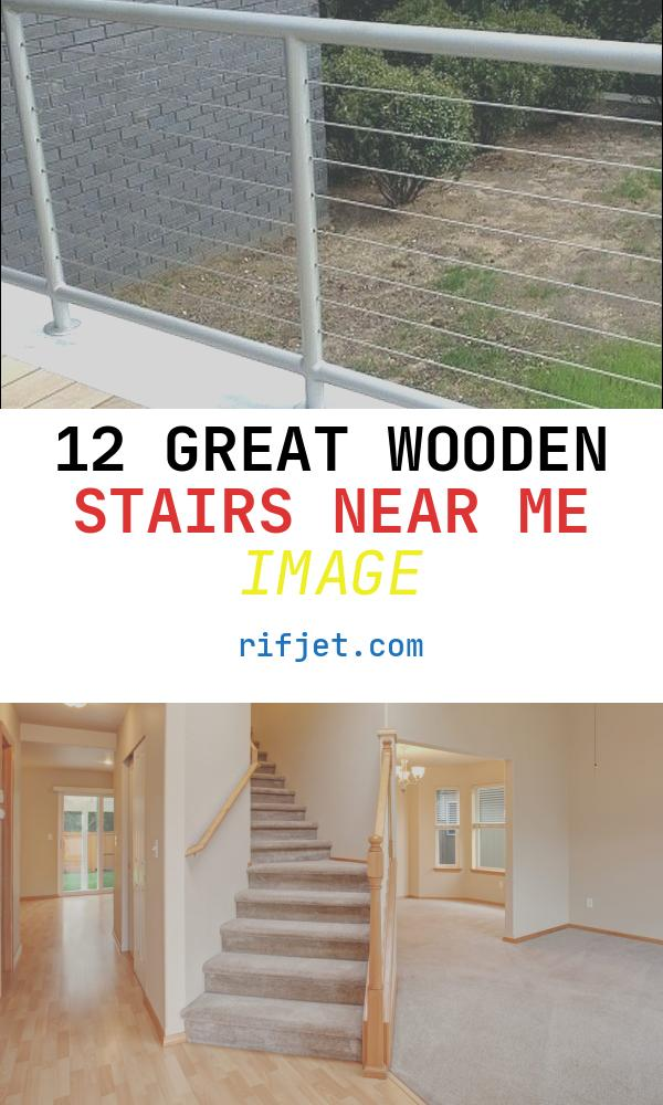 Wooden Stairs Near Me Fresh Outdoor Handrails