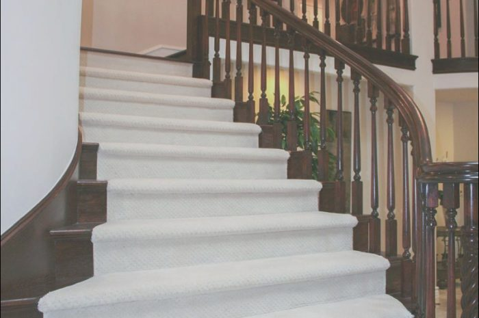 12 Excellent Wooden Stairs too Slippery Image