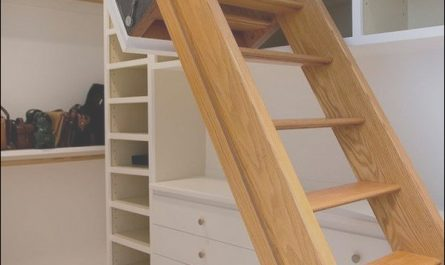 Attic Stairs Wooden Beautiful attic Stairs Design Ideas – Pros and Cons Of Different Types
