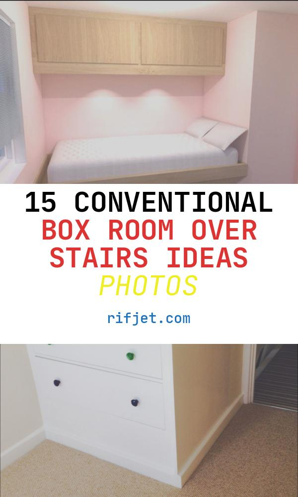 Box Room Over Stairs Ideas Lovely A Bed Over the Stair Box Bedroom In 2019