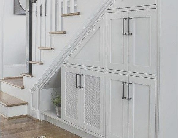 11 Authentic Cabinet Under Stairs Design Photos