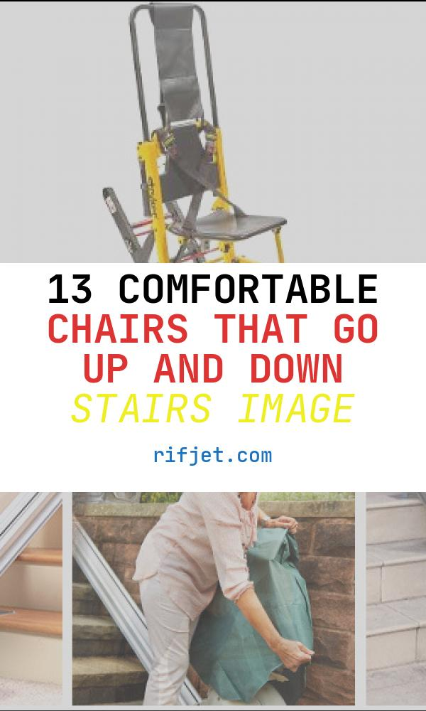 13 Comfortable Chairs that Go Up and Down Stairs Image
