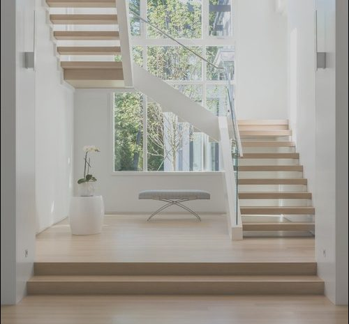 11 Exotic Contemporary House Stairs Images