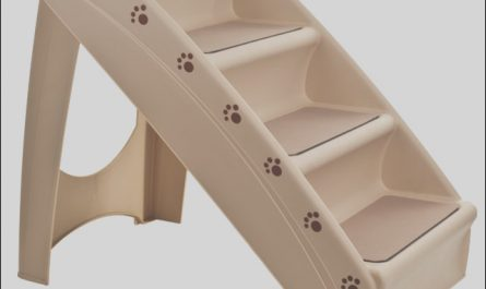 Contemporary Pet Stairs Best Of Folding Plastic Pet Stairs by Petmaker Tan Contemporary