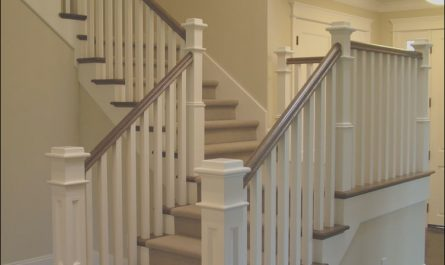 Contemporary Wood Balusters for Stairs Awesome Contemporary Wood Square Balusters Yelp