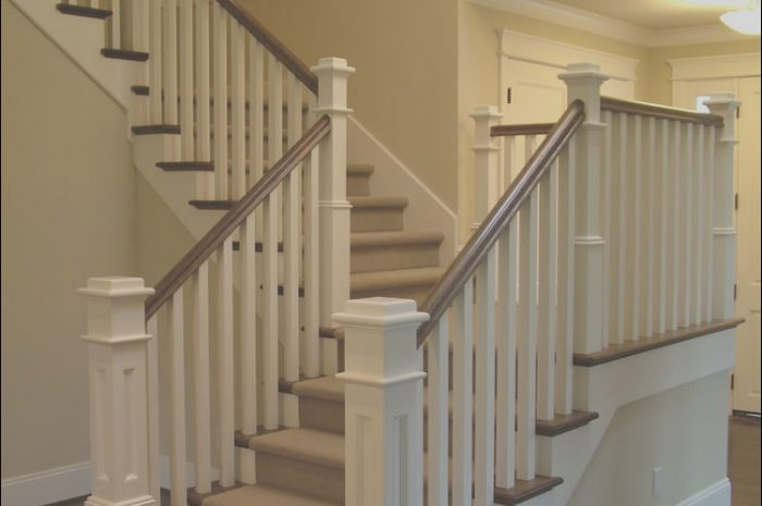 13 Rustic Contemporary Wood Balusters for Stairs Photos