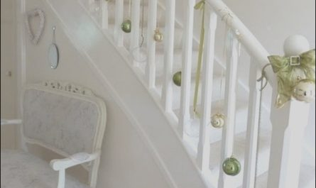 Decor for Stairs Lovely Decorate the Stairs for Christmas – 30 Beautiful Ideas