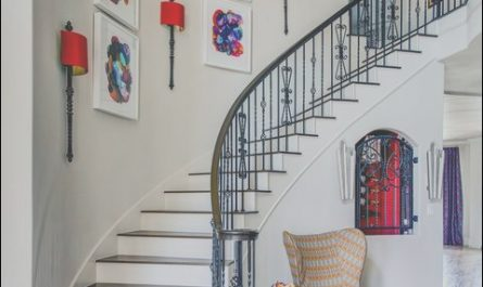 Decor Near Stairs Best Of 27 Stylish Staircase Decorating Ideas How to Decorate