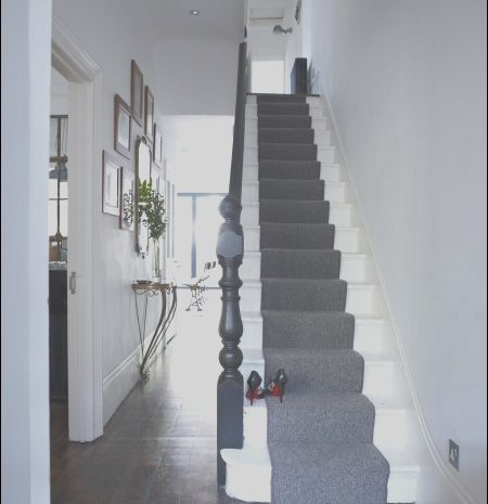 10 Modest Decorating Ideas for Dark Hallways and Stairs Images