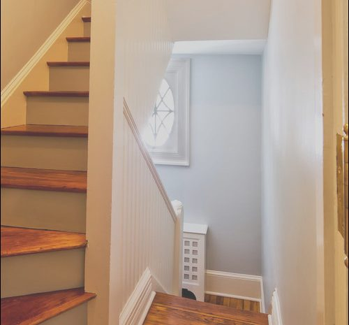 8 Best Decorating Narrow Stairs Photos