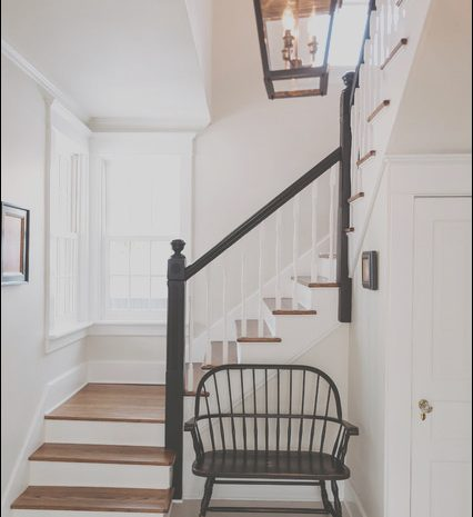 13 Casual Decorating Small Entryway with Stairs Image