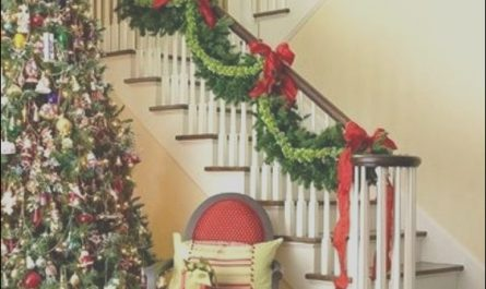 Decorating Stairs with Photos Unique Decorate the Stairs for Christmas – 30 Beautiful Ideas