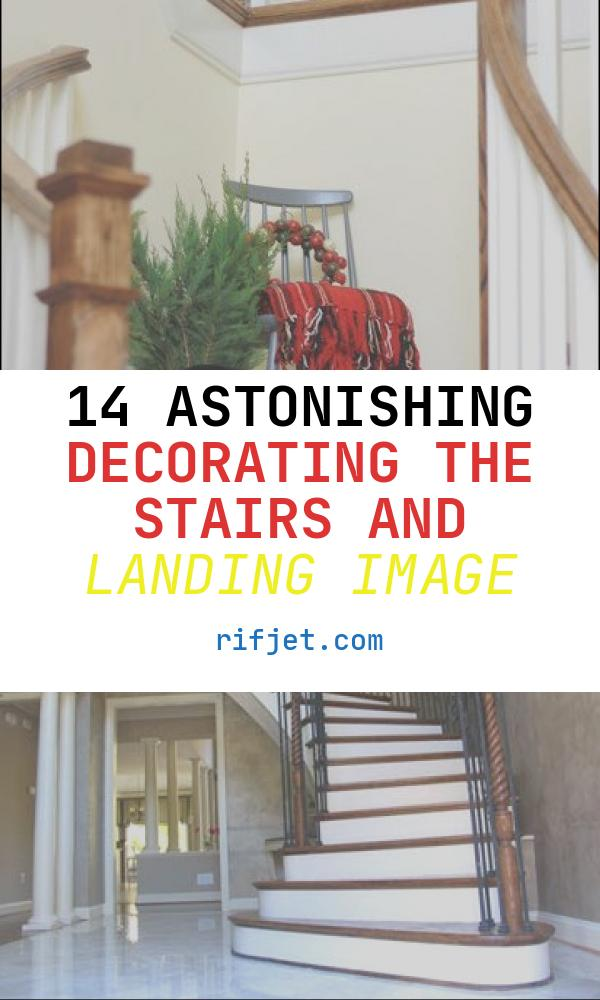 Decorating the Stairs and Landing Best Of Sweet Little Vignette On Stair Landing