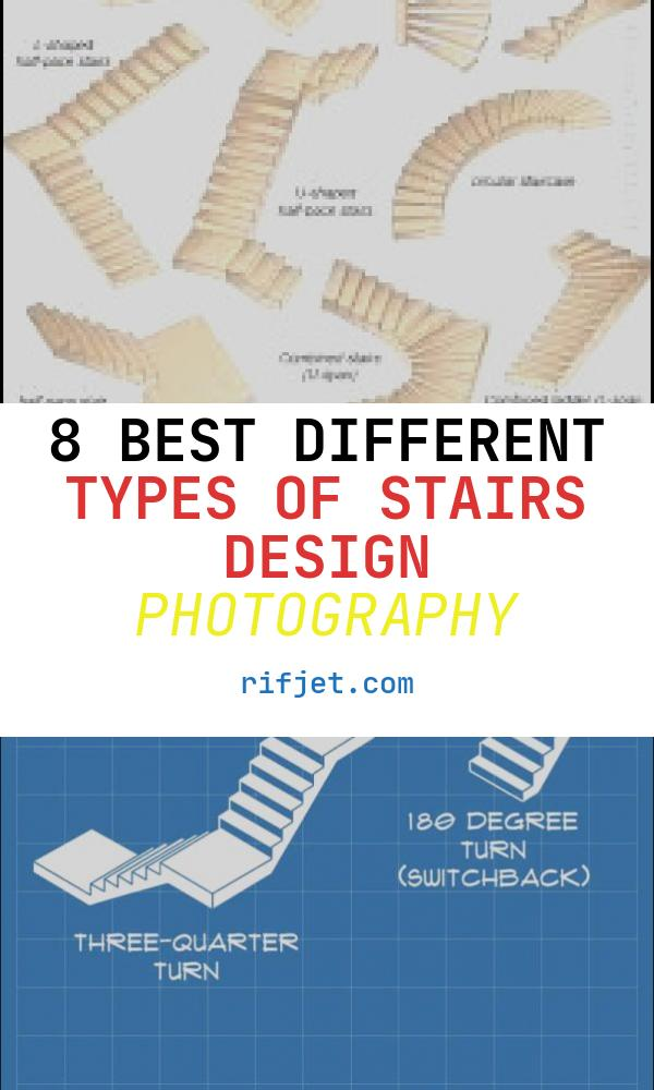 8 Best Different Types Of Stairs Design Photography