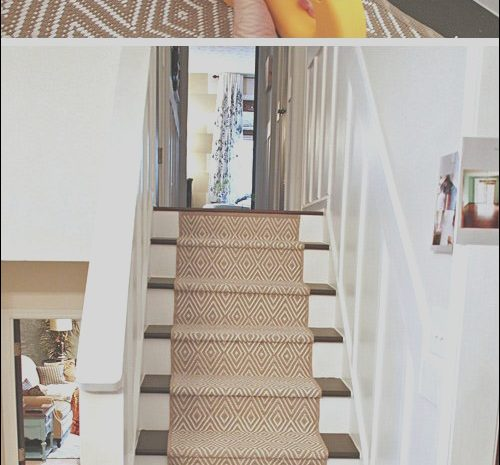 11 Glamorous Diy Stairs Decor Photos