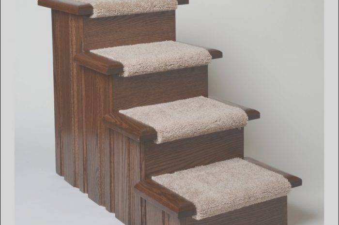 15 Casual Dog Stairs Wooden Collection