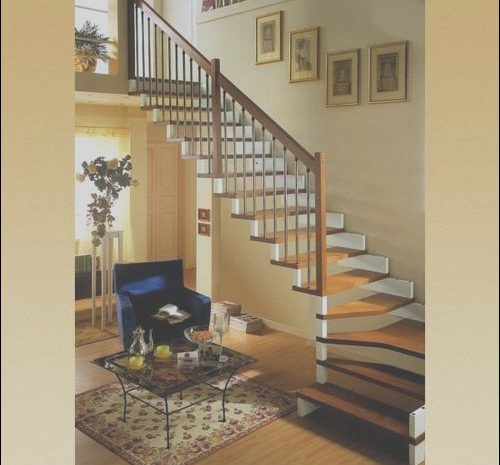 14 Entertaining Duplex House Stairs Design Collection