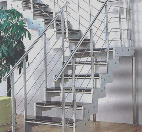 10 Peaceful Foldable Stairs Design Photos